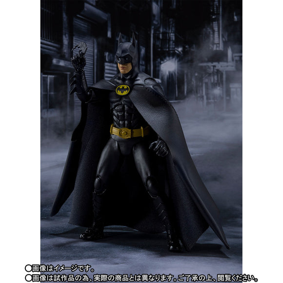 Bandai Batman (1989) S.H.Figuarts Batman Action Figure