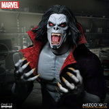 Mezco Toyz One:12 Collective Marvel Comic Morbius 1/12 Scale Action Figure