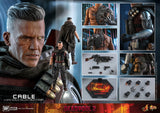 Hot Toys Marvel Comics Deadpool 2 Cable 1/6 Scale Collectible Figure