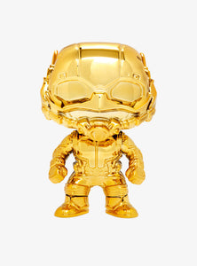 Funko Pop Marvel Studios 10th Anniversary Ant-Man (Gold Chrome) Figure