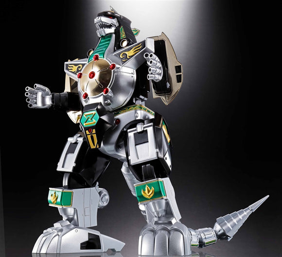 Bandai Tamashii Nations Power Rangers Soul of Chogokin GX-78 Dragonzord Figure