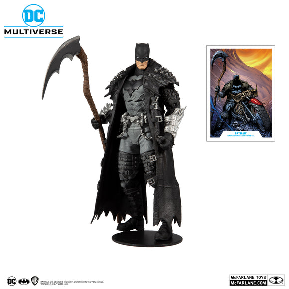 McFarlane DC Multiverse Dark Nights: Death Metal Batman Figure