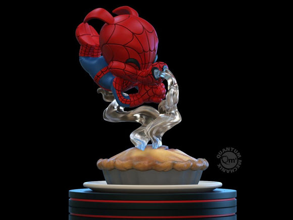 QMx Marvel Q-Fig Spider-Ham Diorama Figure