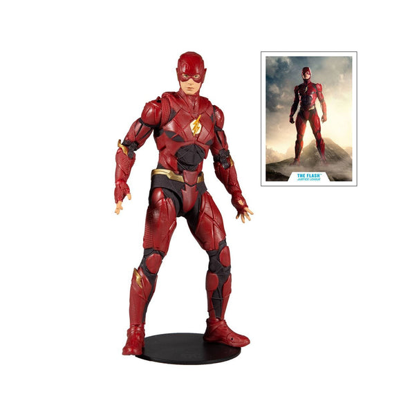 McFarlane Toys DC Zack Snyder Justice League Flash 7-Inch Action Figure