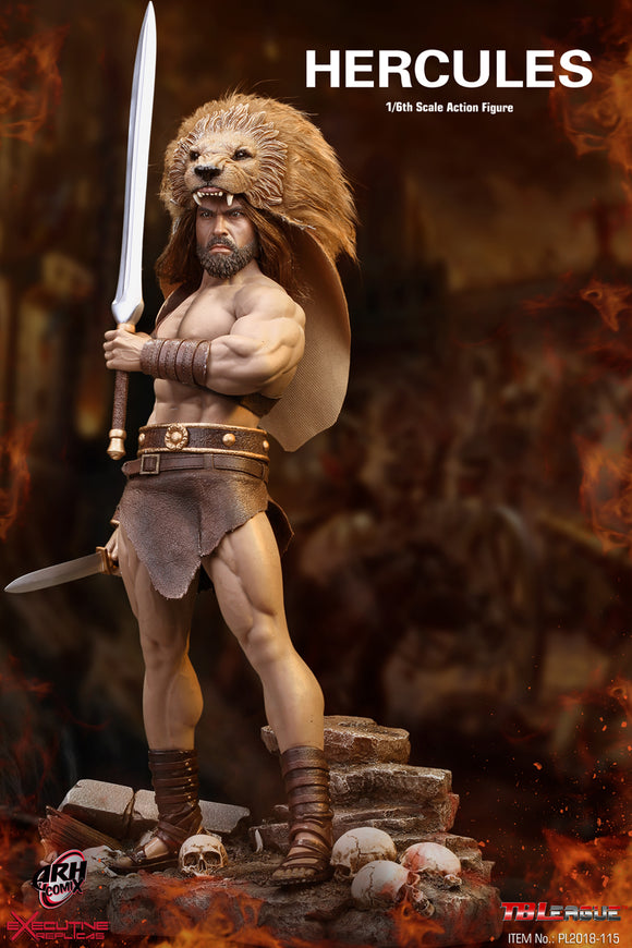 TBLeague ARH Comix Hercules 1/6 Scale 12