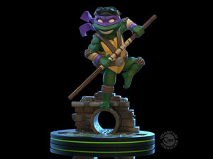 QMx TMNT Teenage Mutant Ninja Turtles Q-Fig Donatello Figure