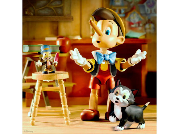 Super7 Disney Classic Animation ULTIMATES Wave 1 Pinocchio