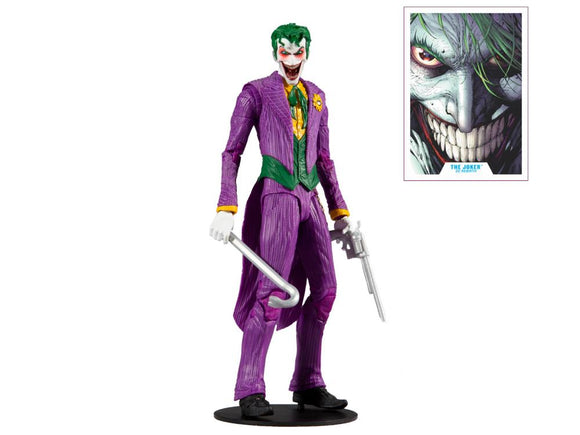 McFarlane DC Multiverse Wave 3 DC Rebirth The Joker Action Figure