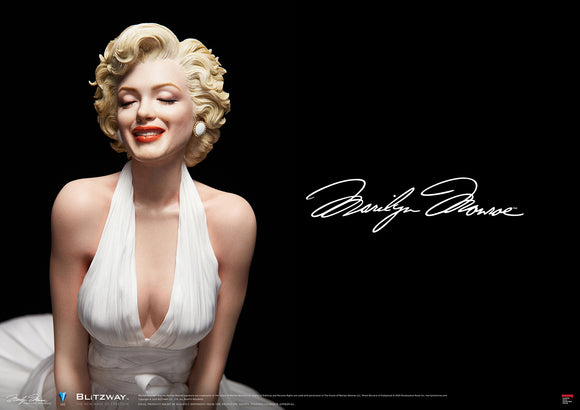 Blitzway Marilyn Monroe 1/4 Superb Quarter Scale Statue