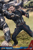 Hot Toys Marvel Avengers Infinity War Captain America 1/6 Scale Figure