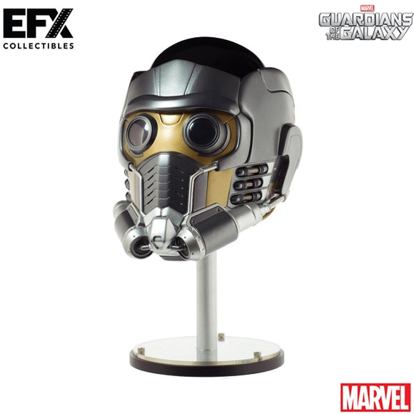 eFx Marvel Guardians of the Galaxy Star-Lord Helmet 1:1 Scale Movie Prop Replica
