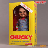 Mezco Toyz Child's Play 15 Sneering Chucky Talking Doll