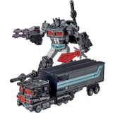 Hasbro Transformers War for Cybertron Trilogy Leader Battle Worn Nemesis Prime Spoiler Pack - Exclusive