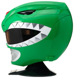Mighty Morphin Power Rangers Legacy Green Ranger Helmet