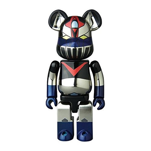 Medicom BE@RBRICK Bearbrick Super Alloyed 200% Great Mazinger