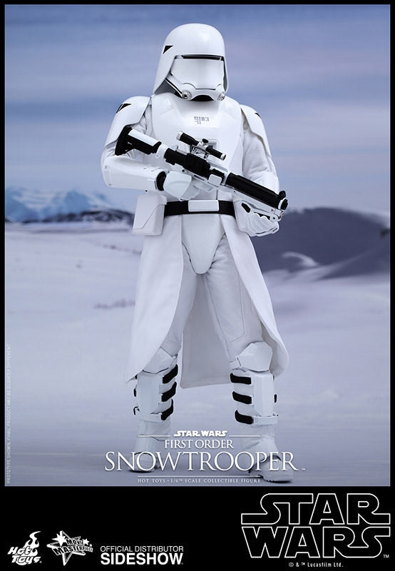 Hot Toys Star Wars Episode VII The Force Awakens First Order Snowtrooper 1/6 Scale 12