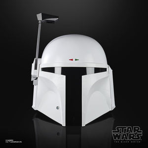 Hasbro Star Wars The Black Series Boba Fett (Prototype Armor) Premium Electronic Helmet