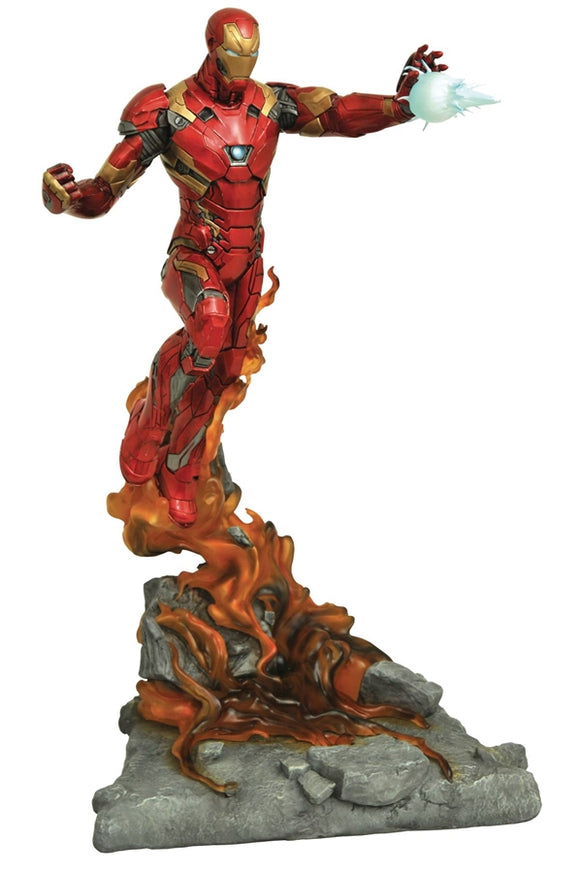 Marvel Milestones Civil War Movie Iron Man Statue