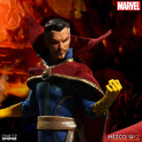 "Mezco Toyz One12 Collective Marvel Comics Dr. Strange 1/12 Scale 6"" Action Figure"