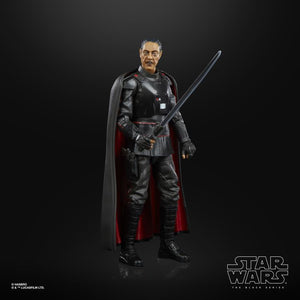 Hasbro Star Wars The Black Series Moff Gideon (The Mandalorian) 6-Inch Action Figure