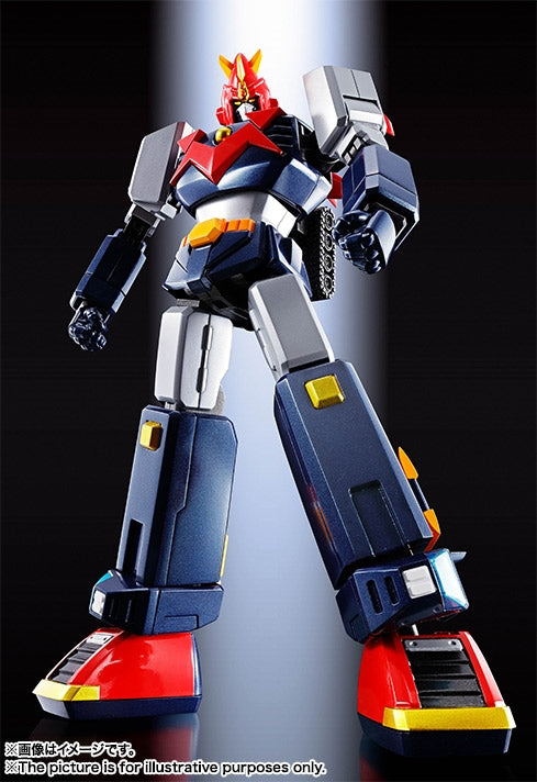 Bandai Super Electromagnetic Machine Voltes V Soul of Chogokin GX-79 Voltes V (Full Action) Figure