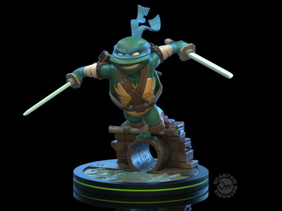 QMx TMNT Teenage Mutant Ninja Turtles Q-Fig Leonardo Figure