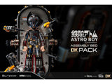 Blitzway Astro Boy (Clear Ver.) Superb Anime Statue & Assembly Bed DX Pack