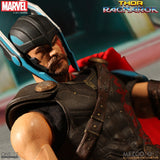 "Mezco Toyz One12 Collective Marvel Comics Thor Ragnarok Gladiator Thor 1/12 Scale 6"" Action Figure"