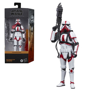 Hasbro Star Wars The Black Series Incinerator Trooper 6-Inch Action Figure