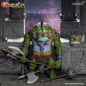 Super7 ThunderCats Ultimates Wave 3 Slithe Figure