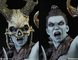 Sideshow Court of The Dead Kier Deaths Warbringer Premium Format Figure Statue