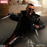 Mezco Toyz One:12 Collective Marvel Comics Blade 1/12 Scale 6 Action Figure