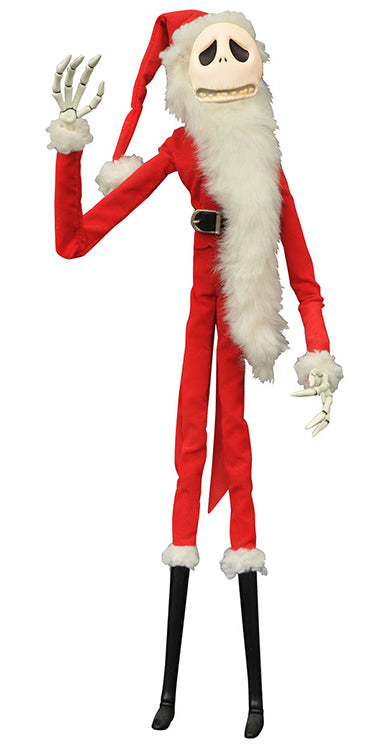 Diamond Select Santa Jack Coffin Doll Disney The Nightmare Before Christmas