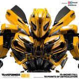 ThreeA Transformers The Last Knight Bumblebee Premium Scale Collectible Figure