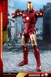 Hot Toys Marvel Iron Man Iron Man Mark III 1/4 Quarter Scale Figure (Deluxe Edition)