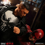 "Mezco Toyz One:12 Collective Marvel Comics Punisher 1/12 Scale 6"" Action Figure"