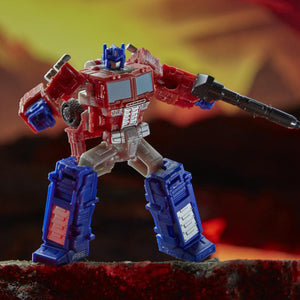 Hasbro Transformers War for Cybertron Kingdom Core Optimus Prime