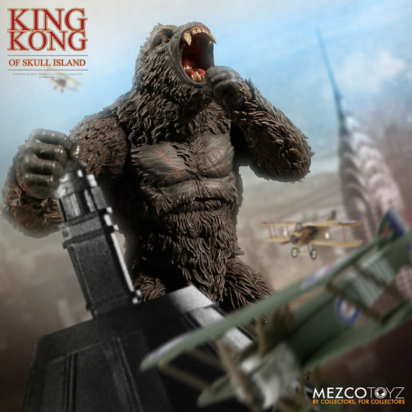 Mezco Toyz King Kong of Skull Island King Kong 7