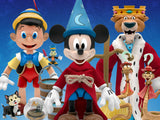 Super7 Disney Classic Animation ULTIMATES Wave 1 - Set of 3 Sorcerer's Apprentice Mickey Mouse, Pinocchio & Prince John