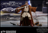 Hot Toys Star Wars Episode III Revenge of the Sith Obi-Wan Kenobi (Deluxe Version) 1/6 Scale Figure