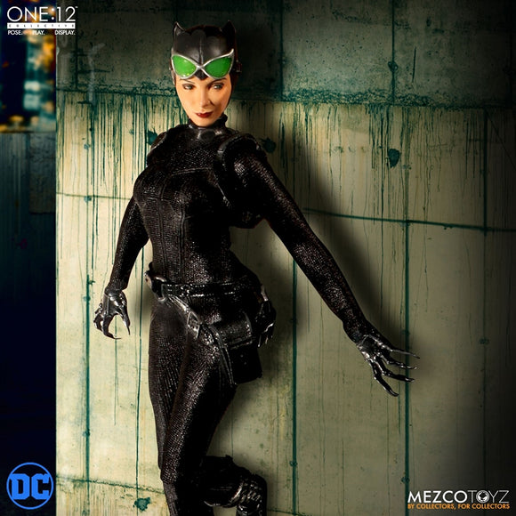 Mezco Toyz One12 Collective DC Comics Catwoman 1/12 Scale 6
