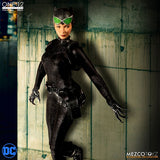 "Mezco Toyz One12 Collective DC Comics Catwoman 1/12 Scale 6"" Action Figure"