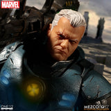 Mezco Toyz One:12 Collective Marvel Comics Cable 1/12 Scale Action Figure