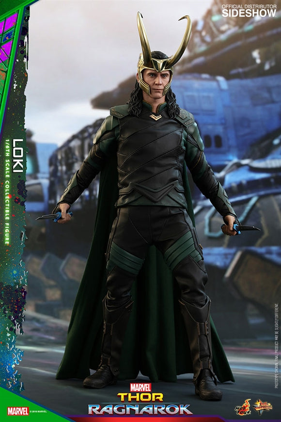 Hot Toys Marvel Thor: Ragnarok Loki 1/6 Scale 12