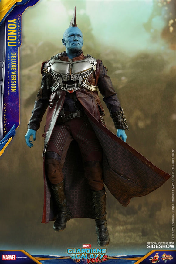 Hot Toys Marvel Guardians of The Galaxy Vol. 2 Yondu (Dexlue Verion) 1/6 Scale 12