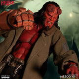 Mezco Toyz One:12 Collective Hellboy (2019): Hellboy 1/12 Scale Action Figure