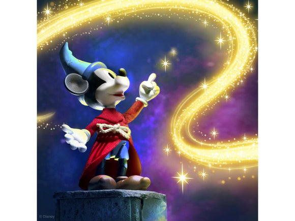 Super7 Disney Classic Animation ULTIMATES Wave 1 Sorcerer's Apprentice Mickey Mouse