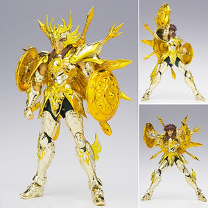 Bandai Saint Seiya Cloth Myth EX Libra Dohko (God Cloth) Soul of Gold Action Figure