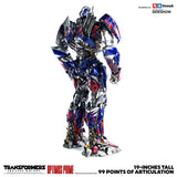 ThreeA Transformers The Last Knight Optimus Prime Premium Scale Collectible Figure