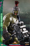 Hot Toys Marvel Thor Ragnarok Gladiator Hulk 1/6 Scale Figure